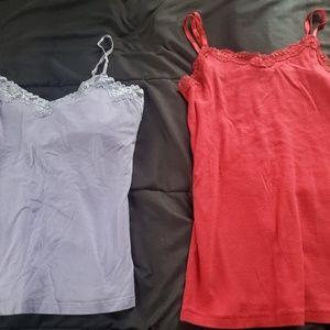 large camis x2